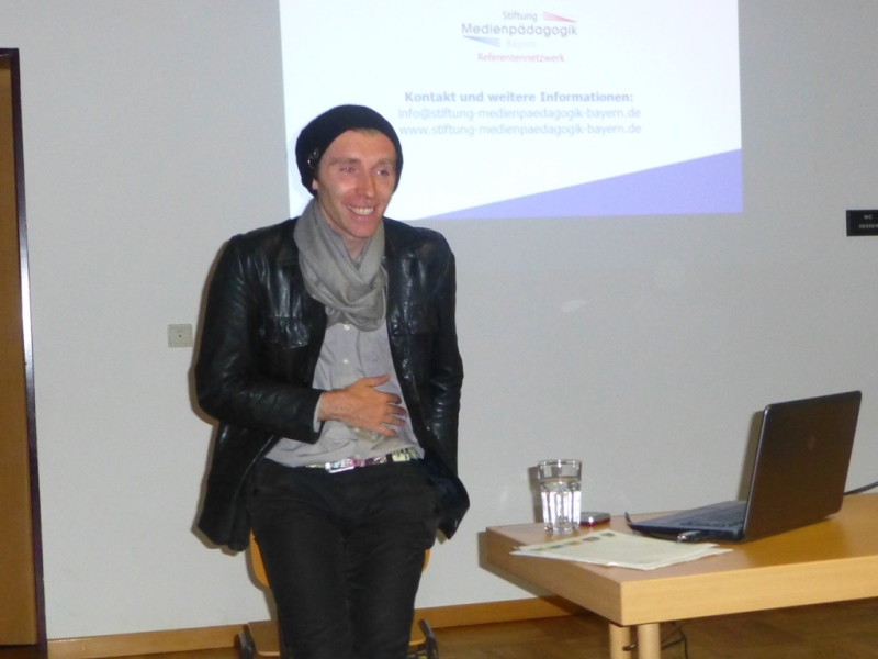 Referent Volker Dietl